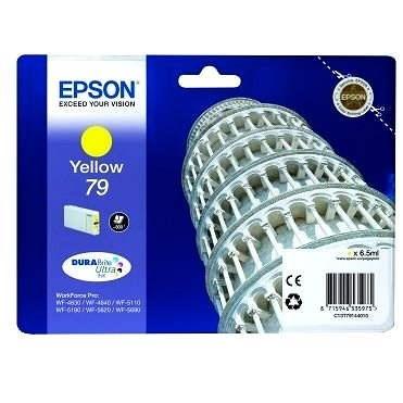 Epson C13T79144010 79 žlutá - Cartridge