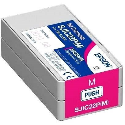 Epson TM-C3500M purpurová - Cartridge