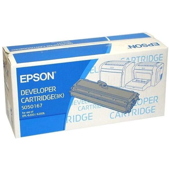Epson S050167 černý - Toner