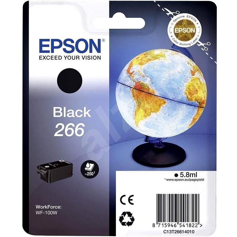 Epson T2661 černá - Cartridge