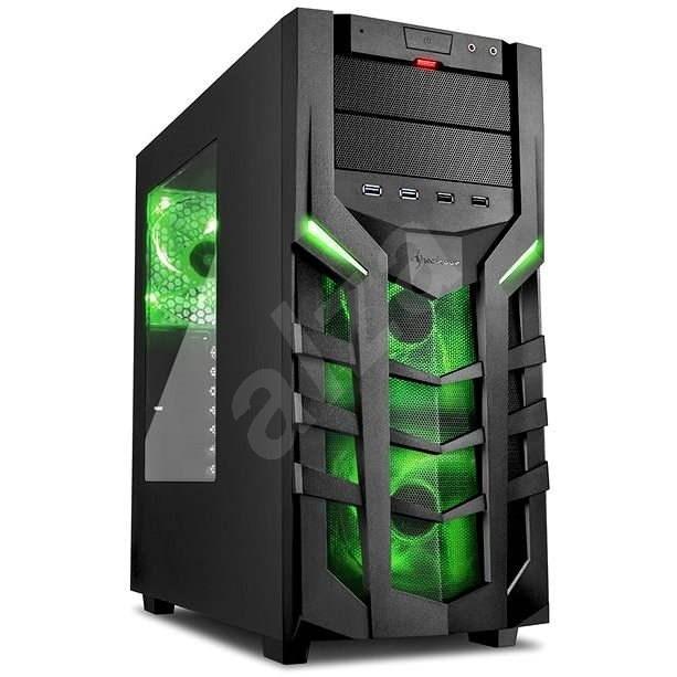 Sharkoon DG7000 - Počítačová skříň