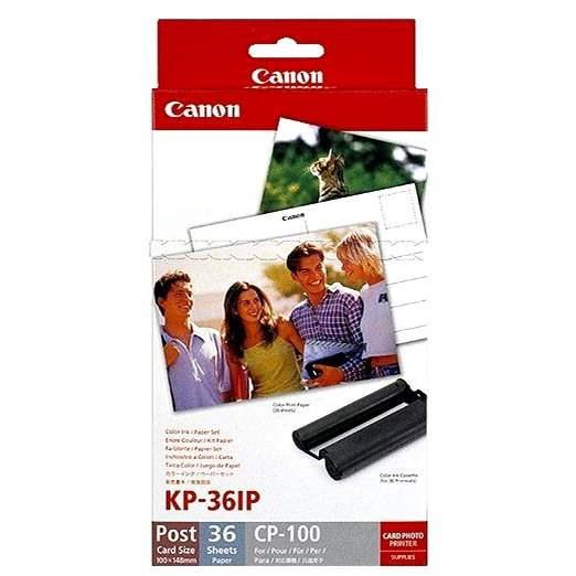 Canon KP-36IP - Papíry a folie