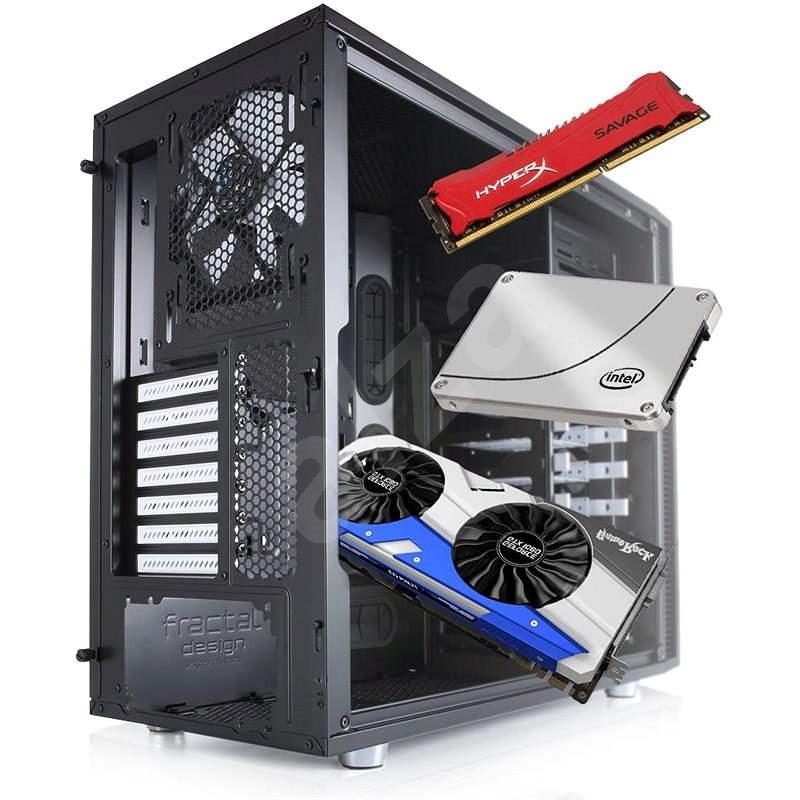 Montáž PC komponent - Počítač
