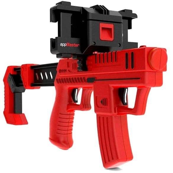 AppBlaster v2.0 - Dětská zbraň