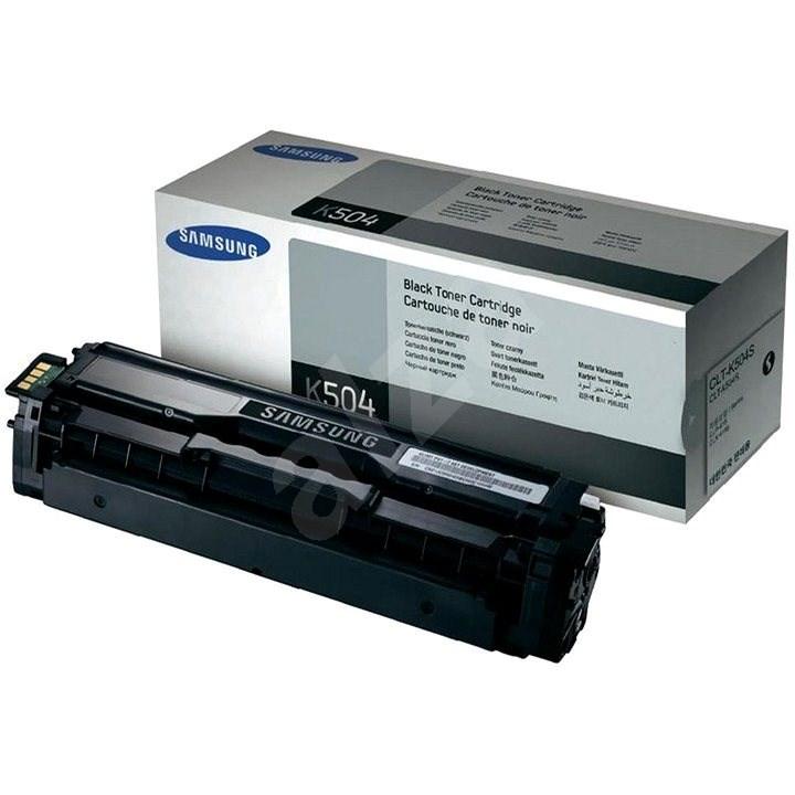 Samsung CLT-K504S černý - Toner