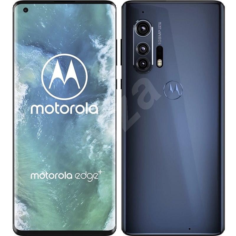 Motorola Edge+ 256GB šedá - Mobilní telefon