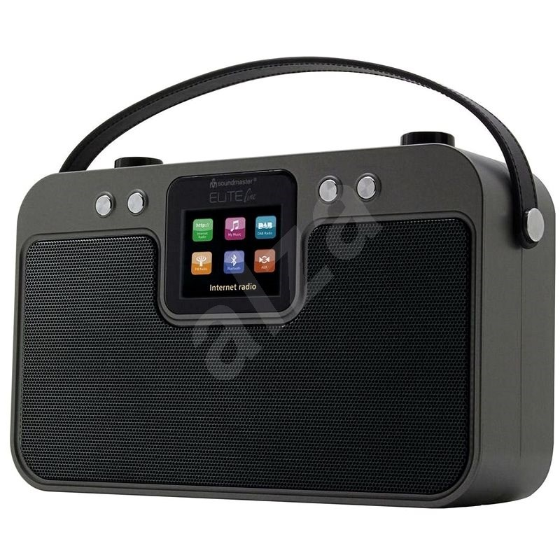 Soundmaster IR4400SW - Rádio