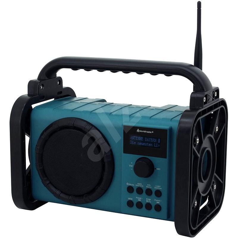 Soundmaster DAB80 - Rádio