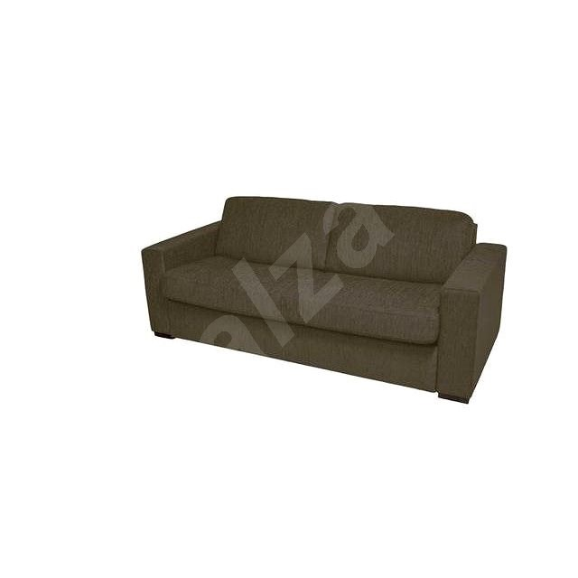 SOFAREAL STELA sofa bed, brown - Couch
