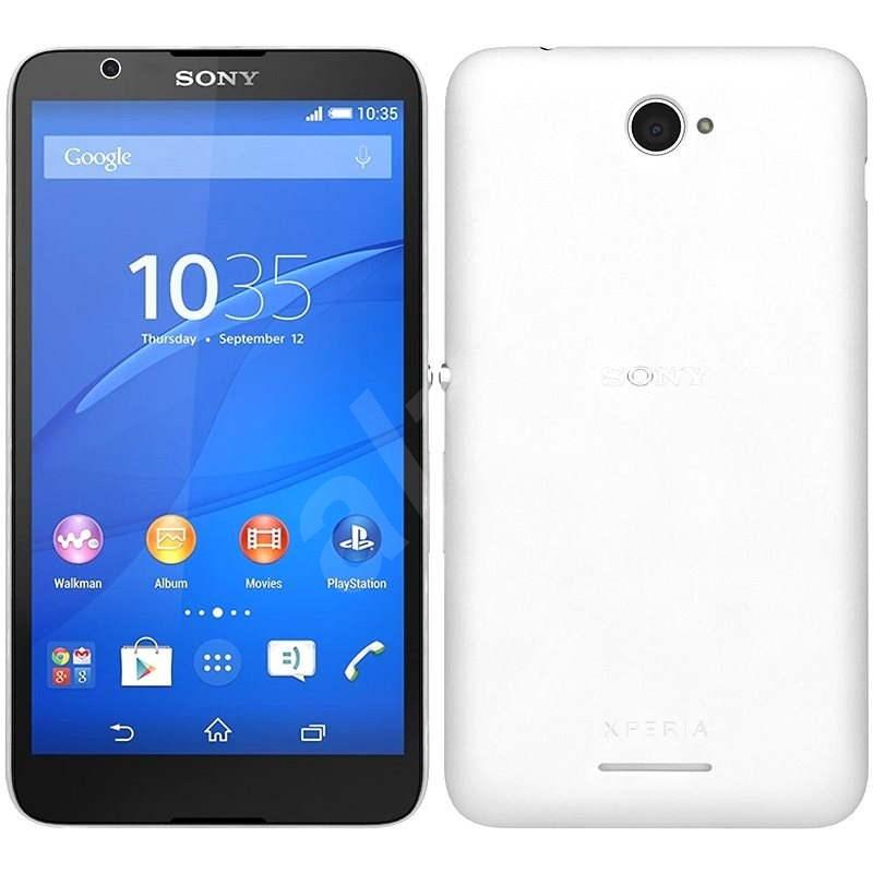 Sony Xperia E4 (E2105) White - Mobilní telefon