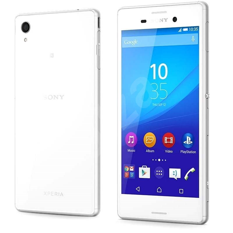 Sony Xperia M4 Aqua White - Mobilní telefon