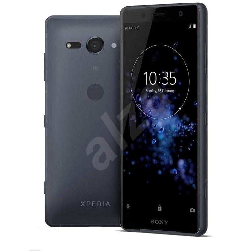Sony Xperia XZ2 Compact Black Dual SIM - Mobilní telefon