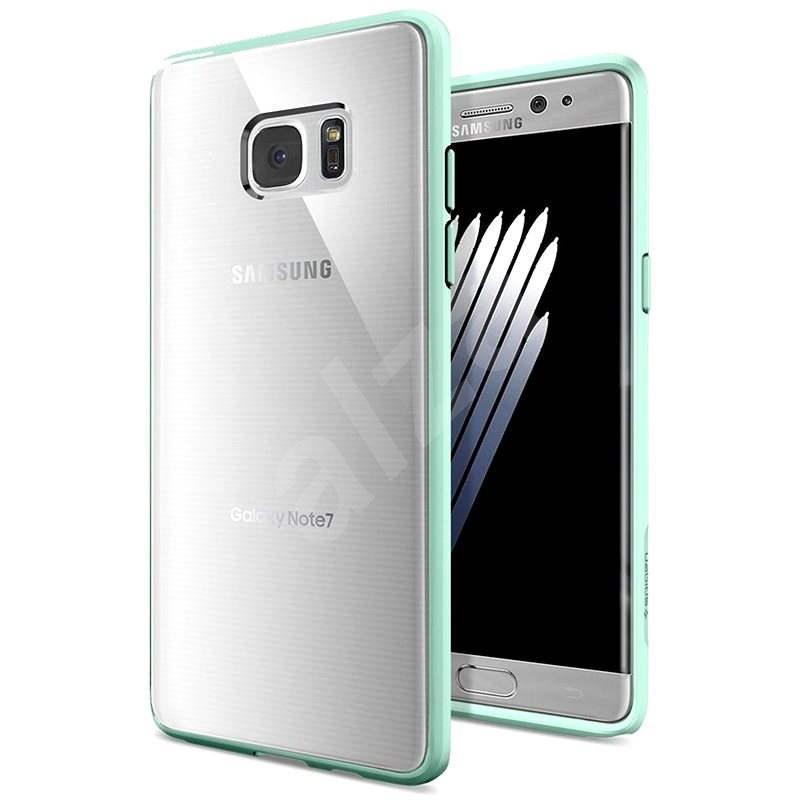 Spigen Ultra Hybrid Rose Mint Samsung Galaxy Note 7 - Ochranný kryt