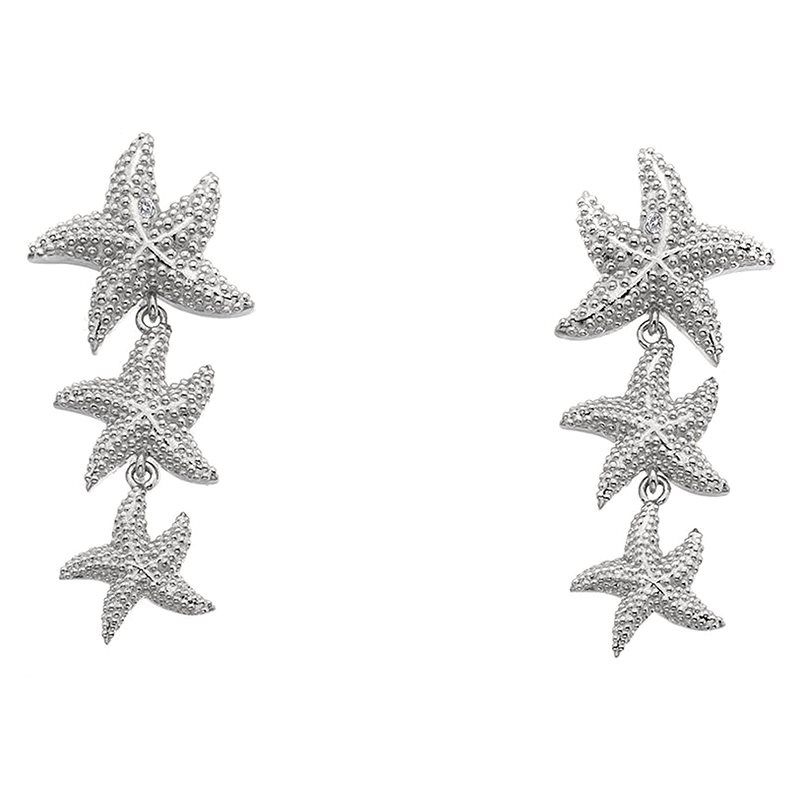 HOT DIAMONDS Daisy DE601 (Ag 925/1000, 3,10 g) - Náušnice