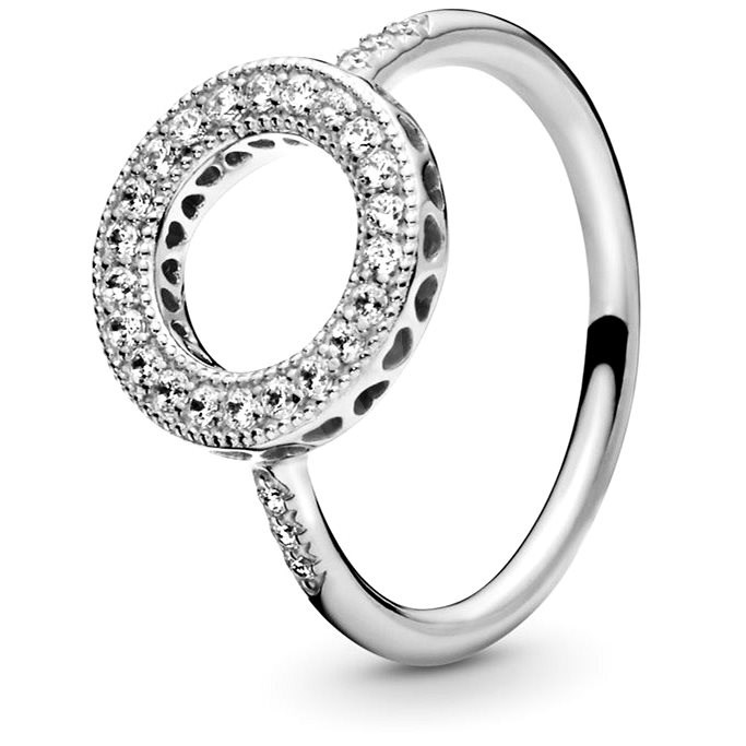 PANDORA 191039CZ-54 (Ag925/1000, 3,3g) - Ring