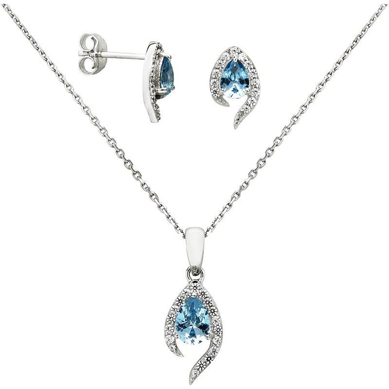 SILVER CAT SSC116117 (Ag925/1000; 5,00 g) - Dárková sada šperků