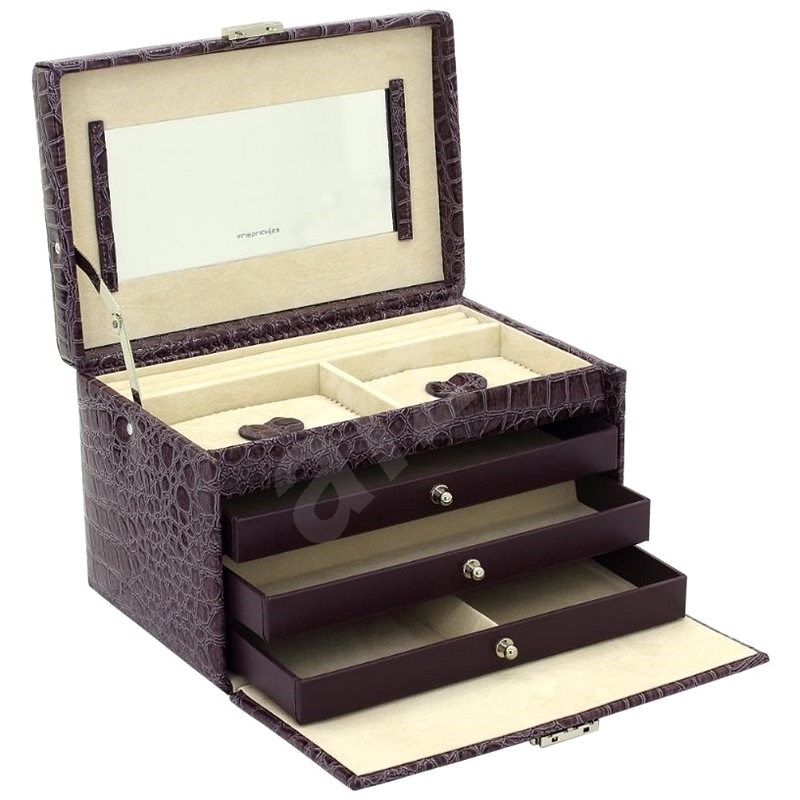 FRIEDRICH LEDERWAREN 23252-56 - Šperkovnice