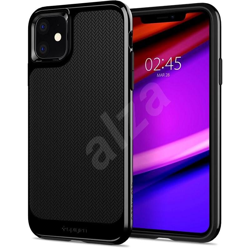 Spigen Neo Hybrid Black iPhone 11 - Kryt na mobil