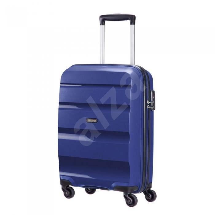 American Tourister Bon Air Spinner Midnight Navy, velikost S - Cestovní kufr s TSA zámkem