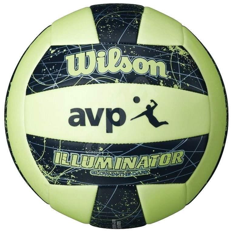 Wilson AVP Glow In The Dark Volleyball - Volejbalový míč