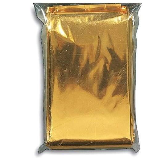 Tatonka Rettungsdecke gold - folie