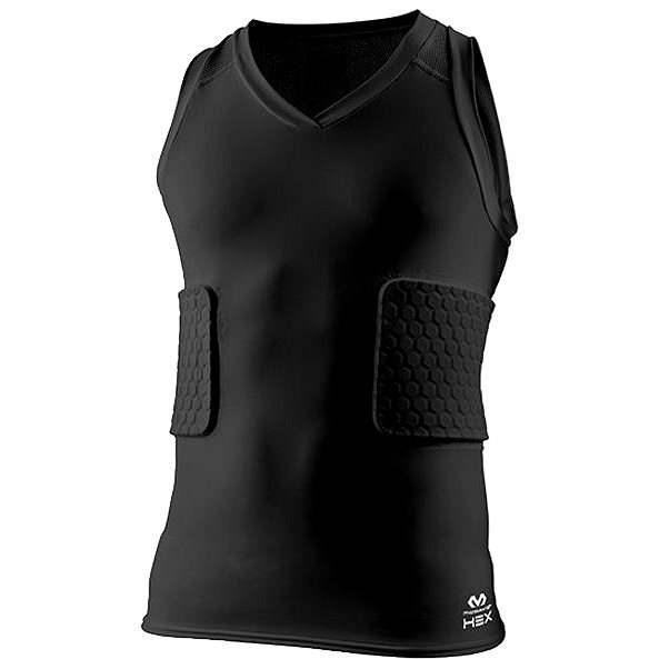 McDavid HexTM Tank Shirt Black XL - Bandáž