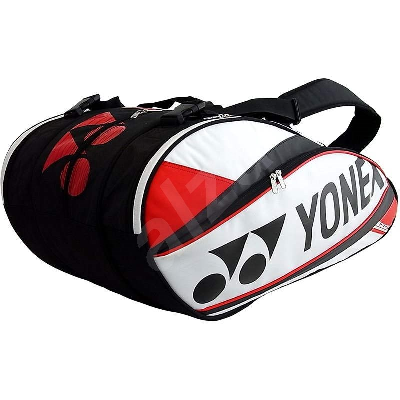 Yonex Bag 9529 White/Red - Sportovní taška