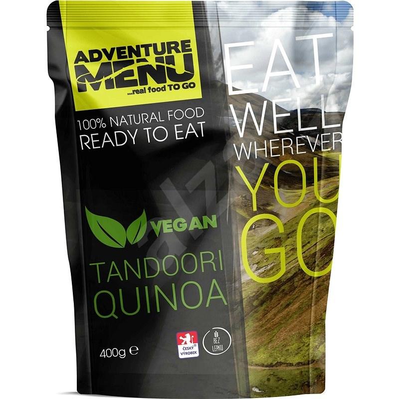 Adventure Menu - Tandoori Quinoa (VEGAN) - MRE