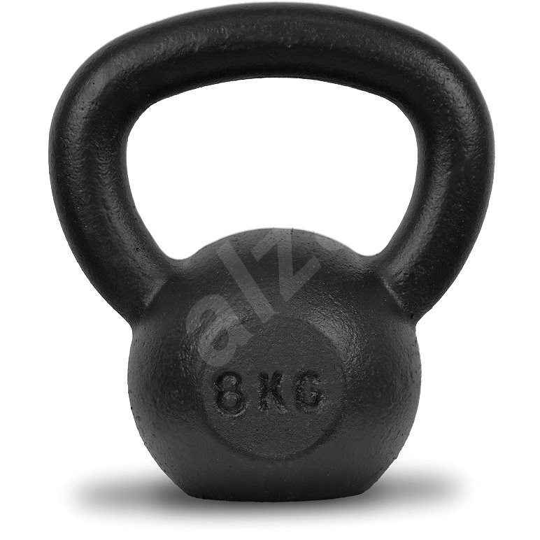 Lifefit Kettlebell Steel 8 kg - Kettlebell