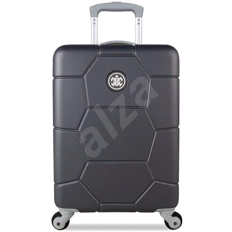 Suitsuit TR-1226/3-S ABS Caretta Cool Gray - Cestovní kufr