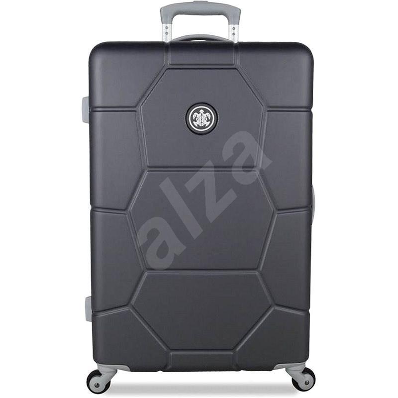 Suitsuit TR-1226/3-M ABS Caretta Cool Gray - Cestovní kufr