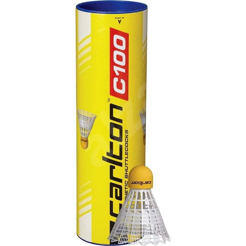 Carlton C-100 střední bílé - Badmintonový míč