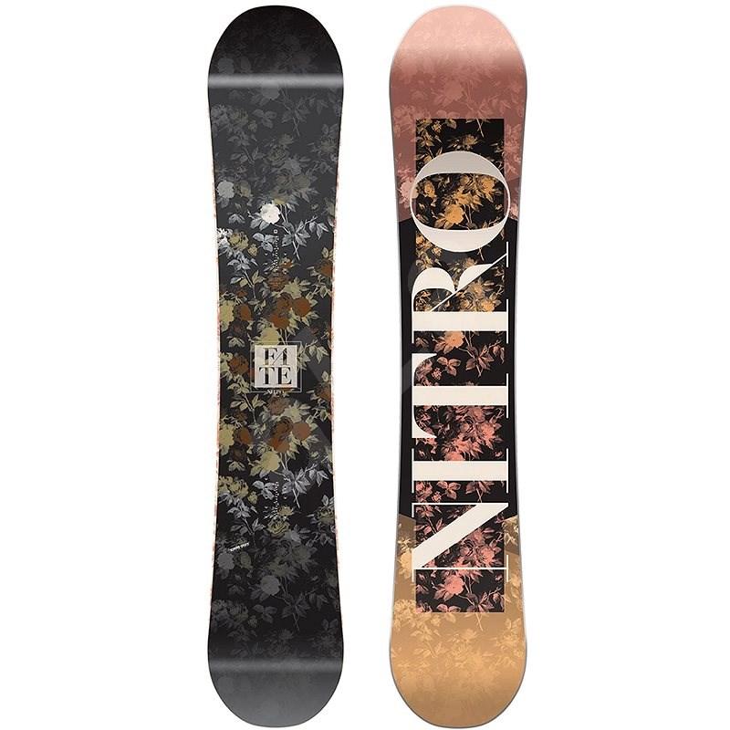 Nitro Fate 153 - Snowboard