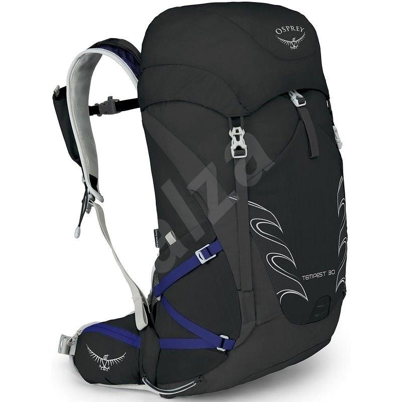 Osprey Tempest 30 II Black WS/WM - Turistický batoh