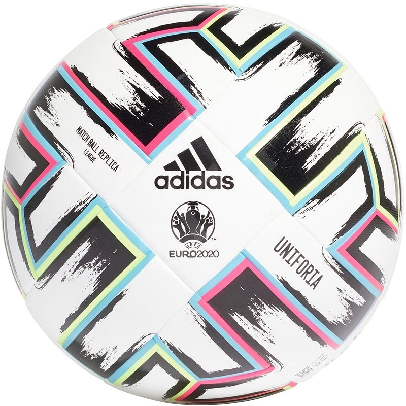 Adidas Uniforia League bílý, vel. 5 - Fotbalový míč