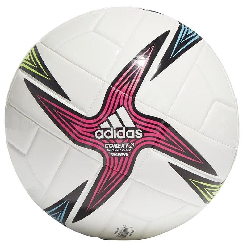 Adidas CONEXT21 white 4 - Fotbalový míč