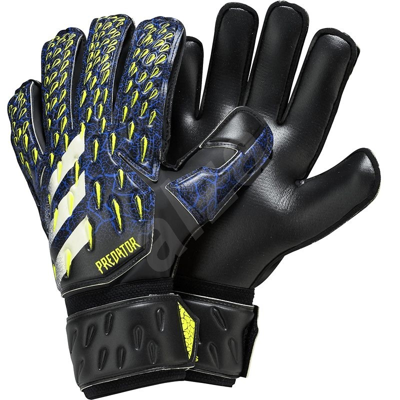 Adidas Predator Match black vel. 8,5 - Brankářské rukavice