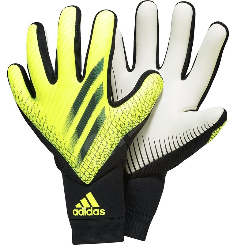 Adidas X League yellow vel. 8,5 - Brankářské rukavice