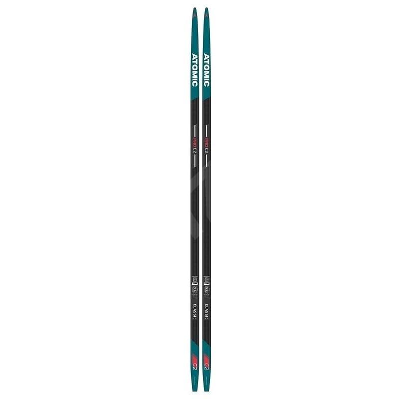 Atomic Pro C2 Blue/Black/Red vel. 195 cm - Běžecké lyže