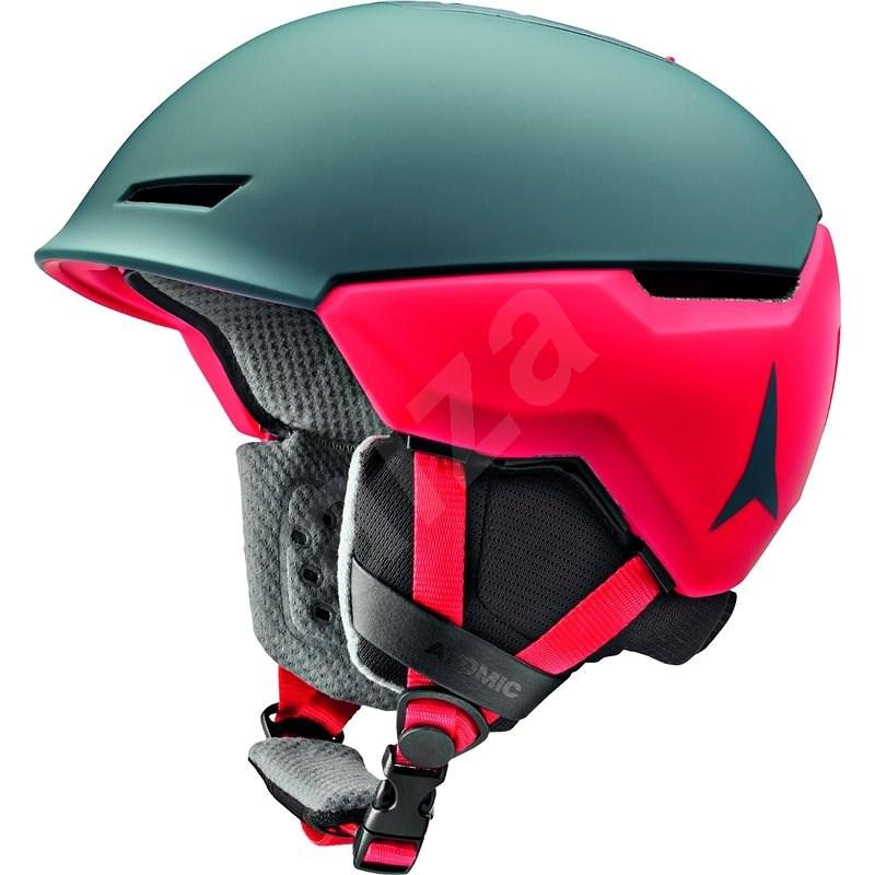 Atomic Revent+ Lf Blue/Red vel. M - Lyžařská helma