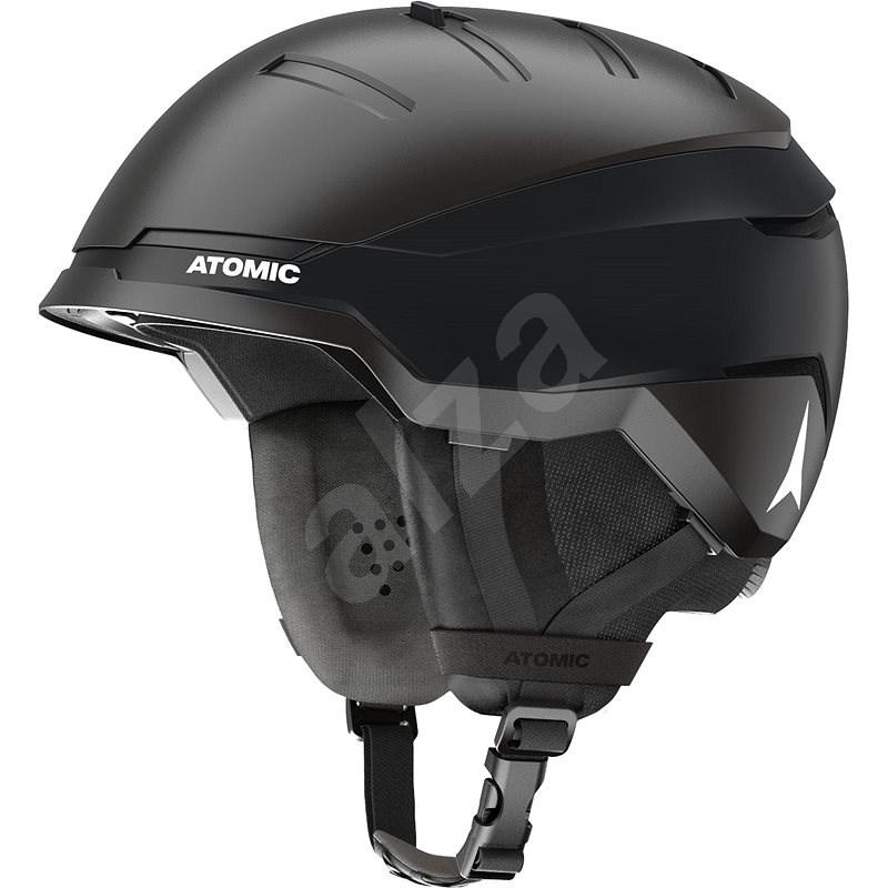 Atomic Savor GT Black vel. S (51-55 cm) - Lyžařská helma