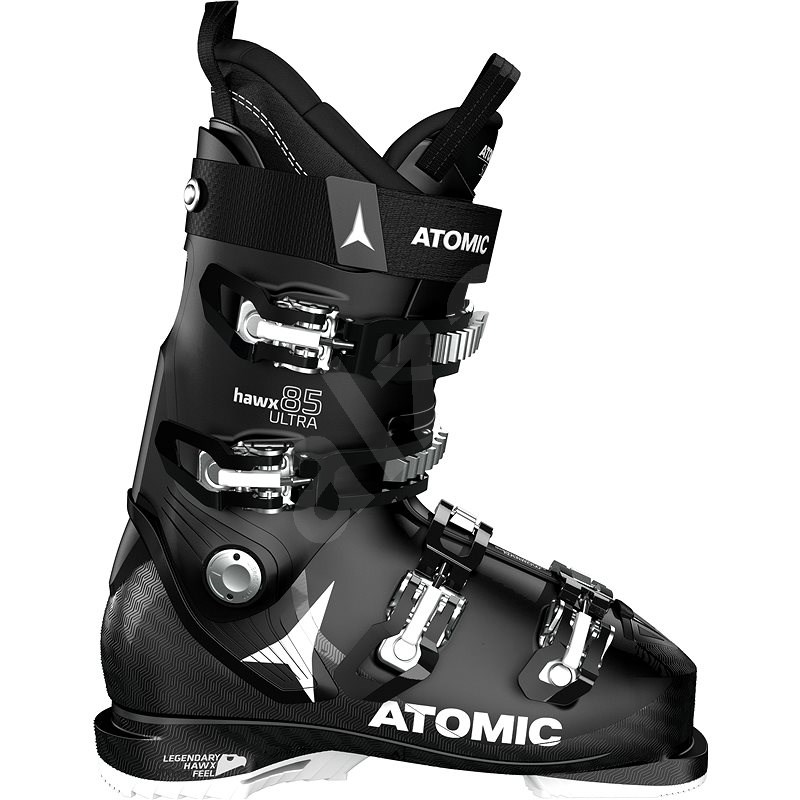 Atomic Hawx Ultra 85 W Black/White vel. 40,5/41 EU / 260/265 mm - Lyžařské boty