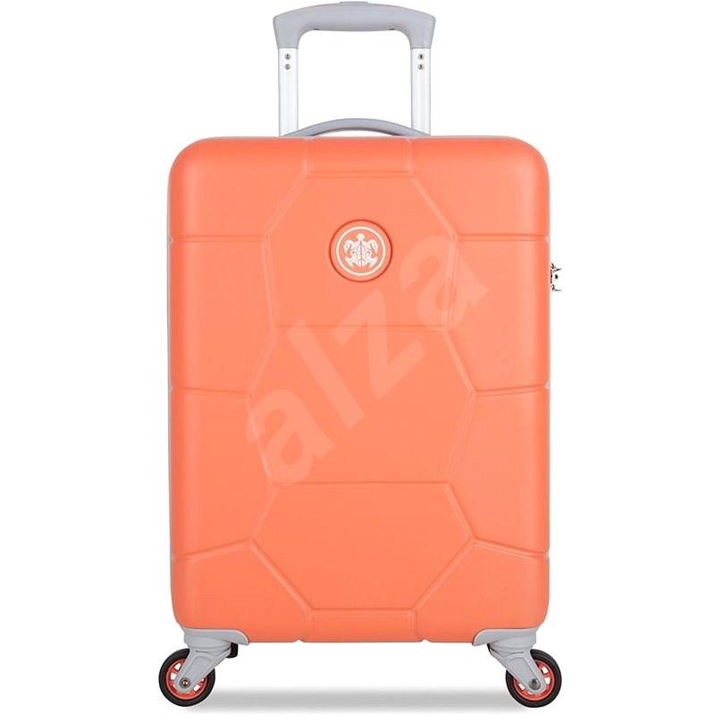 Suitsuit TR-1246/3-S ABS Caretta Melon - Cestovní kufr