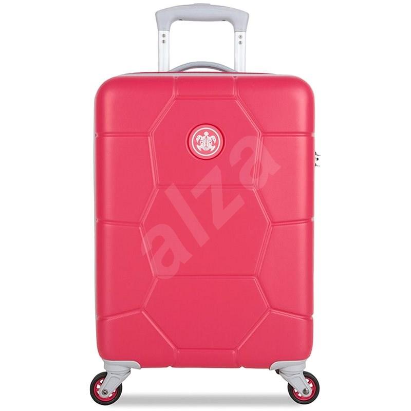 Suitsuit TR-1247/3-S ABS Caretta Teaberry - Cestovní kufr