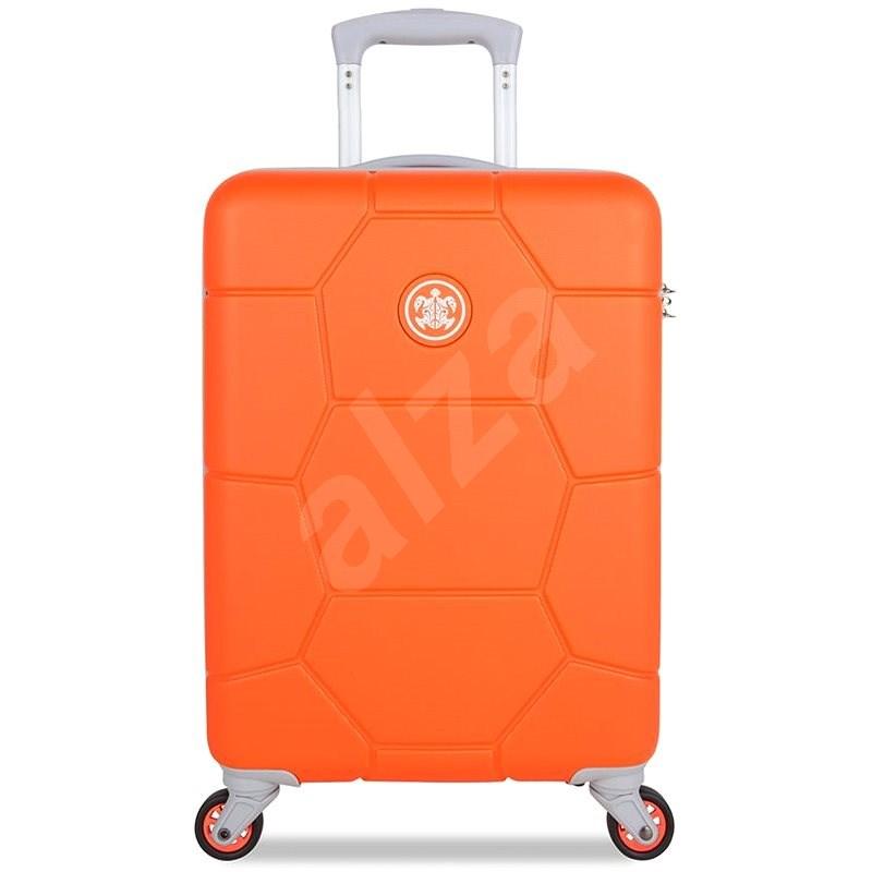 Suitsuit TR-1249/3-S ABS Caretta Vibrant Orange - Cestovní kufr