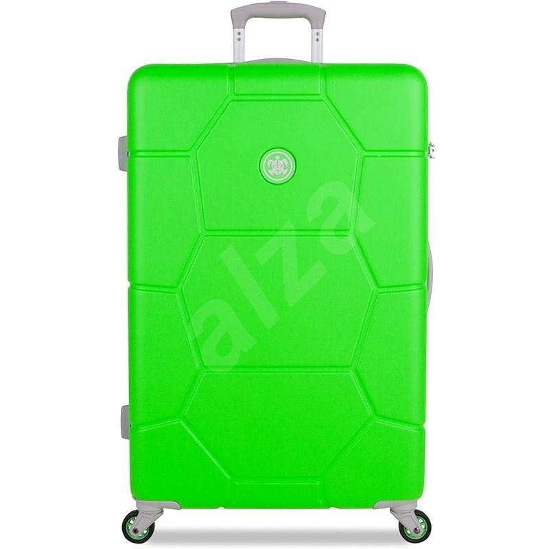 Suitsuit TR-1251/3-L ABS Caretta Active Green - Cestovní kufr