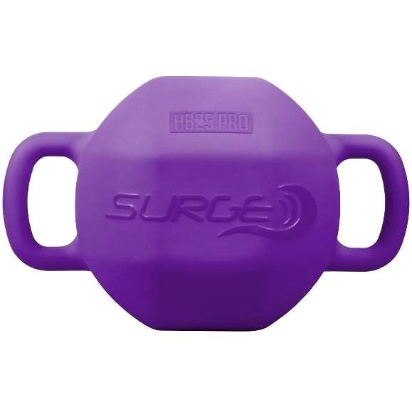 BOSU Hydro Ball Adjustable water Kettlebell 2-11 kg Purple - Kettlebell