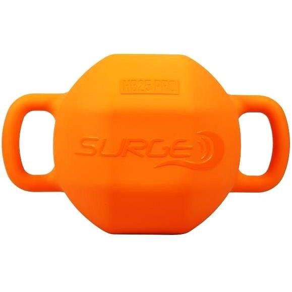 BOSU Hydro Ball Adjustable water Kettlebell 2-11 kg Orange - Kettlebell