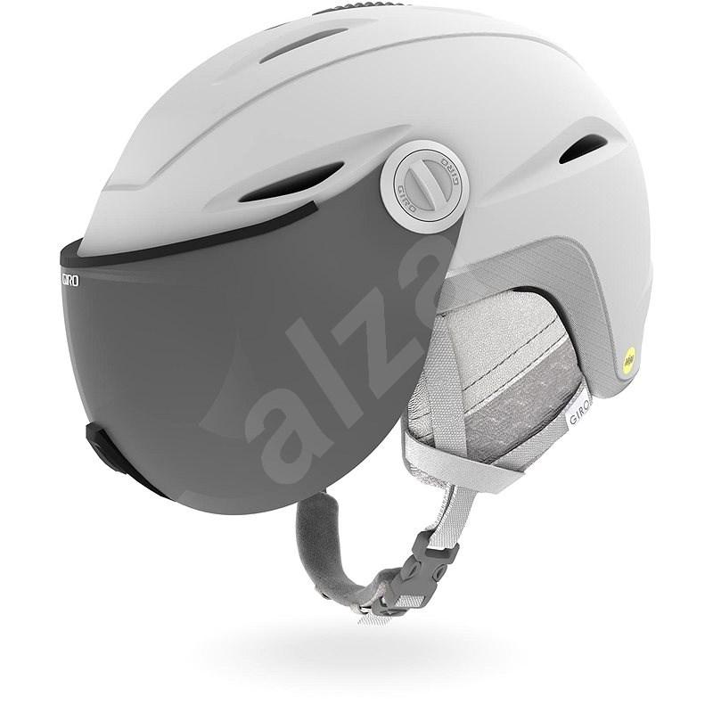 GIRO Essence MIPS Mat White vel. M - Lyžařská helma