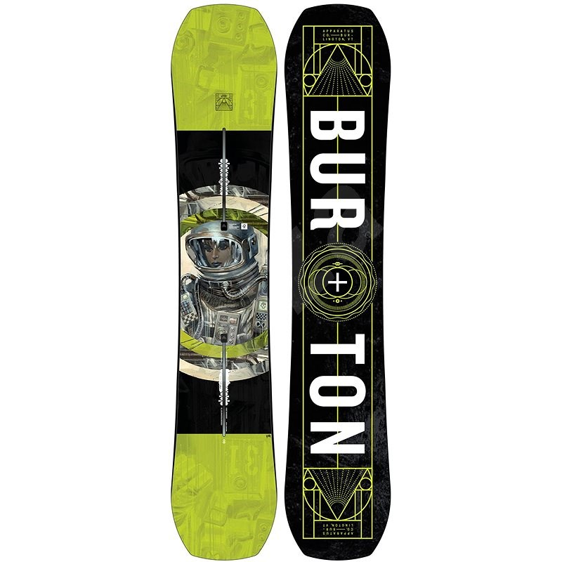 Burton PARAMOUNT vel. 162 cm - Snowboard